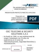 Balance Osc Telecoms