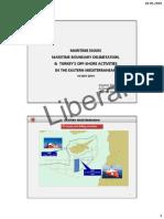 Maritime Delimitation