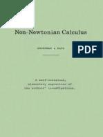 Michael Grossman, Robert Katz - Non-Newtonian Calculus (1972_2006, Kepler Press).pdf
