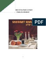 Cómo celebrar el Shabat
