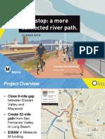 L.A. River Path Presentation