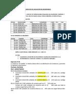 Ejercicios de Valuacion de Inventarios