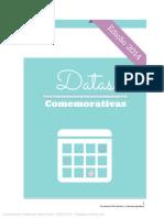 Projetos e Sugestoes Para Datas Comemorativas