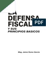 Principios Básicos de la Defensa Fiscal