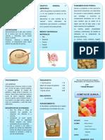 Gomitas de Quinua