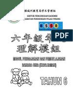 槟城教育局六年级华文阅读理解练习.pdf