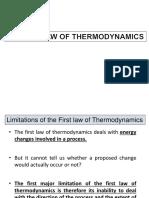 2nd Lawof Thermodynamics Part1