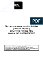 instruction_es Juki 9000c.pdf