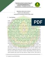 Proposal Pengajuan Dana LSS Sftb