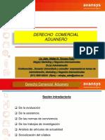 Derecho Comercial Aduanero ( I Unidad)