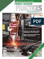 Blower and Vacuum Best Practices April 2019