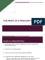 Prescription Writing Latin Abbreviations