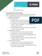 Perfil Ferrico y Variaciones Del Recien Nacido