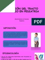 Infección Del Tracto Urinario en Pediatria