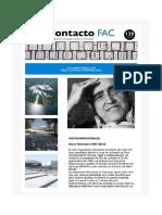 Contacto FAC 125 (Boletín)