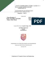 CD Final Report
