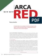 001 Auletta La Marca en La Red Debates IESA XIX 3 Todo Sobre Las Marcas Jul Sep 2014