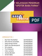 STUDY KELAYAKAN PENDIRIAN.pptx