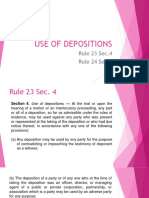 3 USE OF DEPOSITIONS.pptx