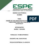 ExamenDiseñoElectronico