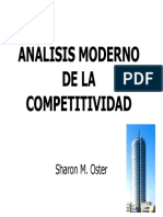 Competitividad Sharon M. Oster
