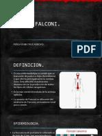 Anemia de Falconi Rubi