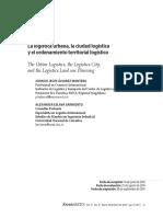 Logistica Urbana y Ordenamiento