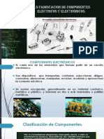 Fabricación de Componentes Electricos