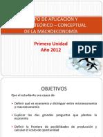 1a. Unidad Marco Teorico Conceptual (2012)