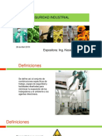 Bio Seguridad Industrial