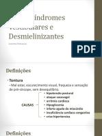 GT Sindrome Vestibulares