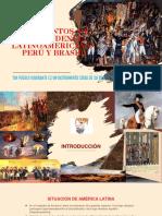 MOVIMIENTOS  DE INDEPENDENCIA LATINOAMERICANA.pptx