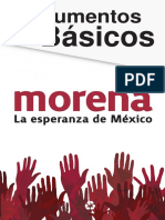MORENA Documentos Basicos 2019