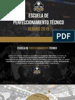 Scouting Perú Verano 2019