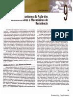 Cap 9 Trabulsi Antimicrobianos e Mecanismos de Resistência