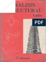 Luthe - ANÁLISIS ESTRUCTURAL