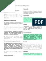 Normas da ABNT para fazer referências Bibliográficas.docx