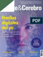 Mente&Cerebro Mayo Junio 2019