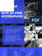Zeiler and Fergus's work on CNN architectures