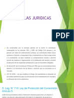 REGLAS JURIDICAS 2