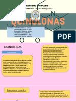 Clasificacion de Quinolonas (2)