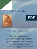anlisedocantoix-131202030207-phpapp02