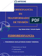Ferroresonancia entransformadores