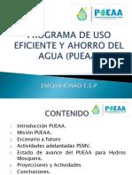 PUEAA- Emquilichao E.S.P Presentacion