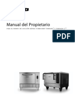 Tornado Owners Manual Espanol