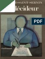 Aron Prefácio Le Decideur