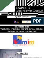 PROYECTO DE INVESTIGACION MIM( DISEÑO DE VESTUARIO