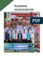 Laporan Pelaksanaan Krk 2009