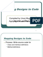 Mapping Design to Code