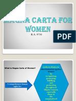 251835788 Magna Carta for Women Ppt